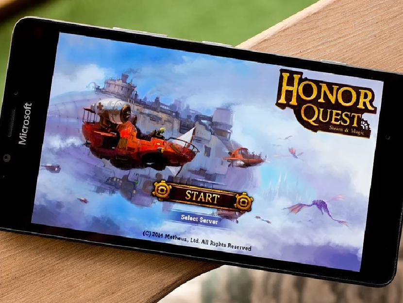 Honor Quest: Steam and Magic