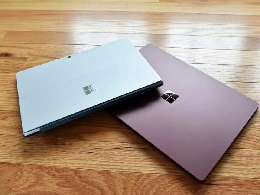 Surface Pro и Surface Laptop получают новую партию обновлений прошивки
