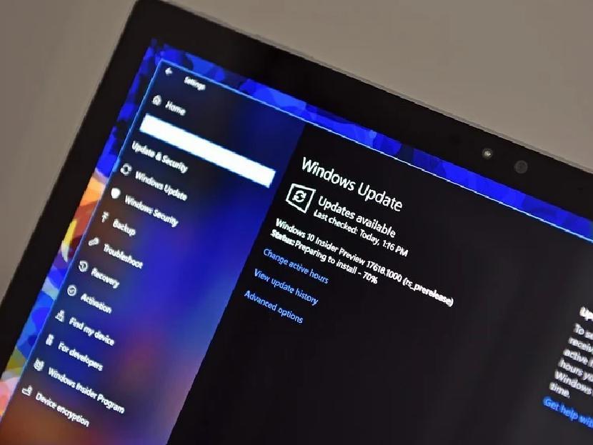 Microsoft поставляет предварительную сборку Windows 10 18219 для Skip Ahead Insiders