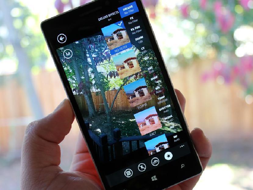 OneShot для Windows Phone получает 20 новых фильтров