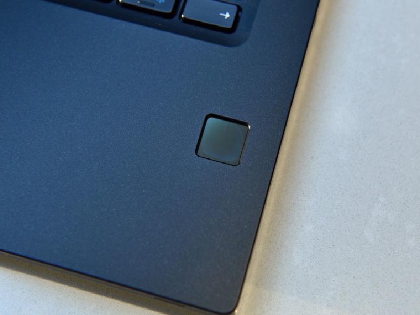 Отпечаток пальца Dell Latitude 7280