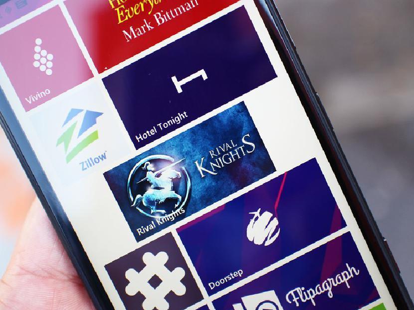 Соревнование Рыцарей приносит состязание в Windows Phone