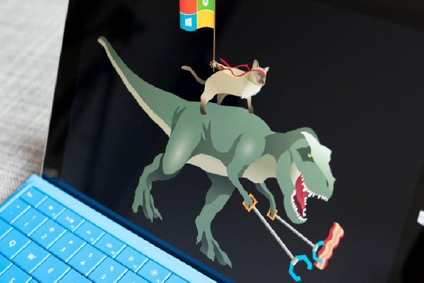 Microsoft рассказывает о том, что стоит за Ninja Cat, KC Lemson