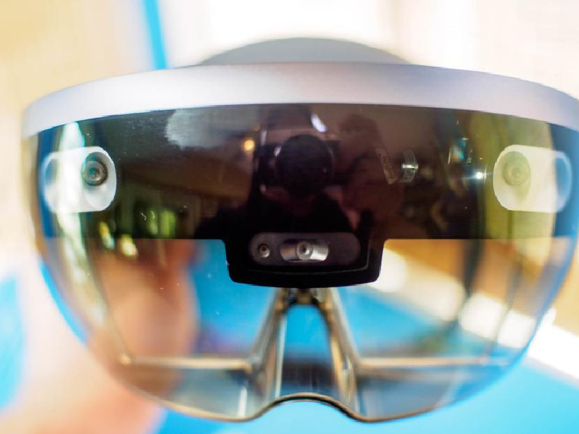 Microsoft подала в суд на иск о нарушении патентных прав по технологии HoloLens