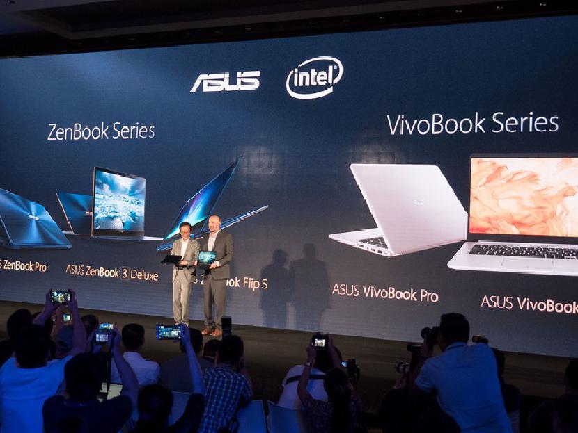 Модели ASUS 2017 ZenBook