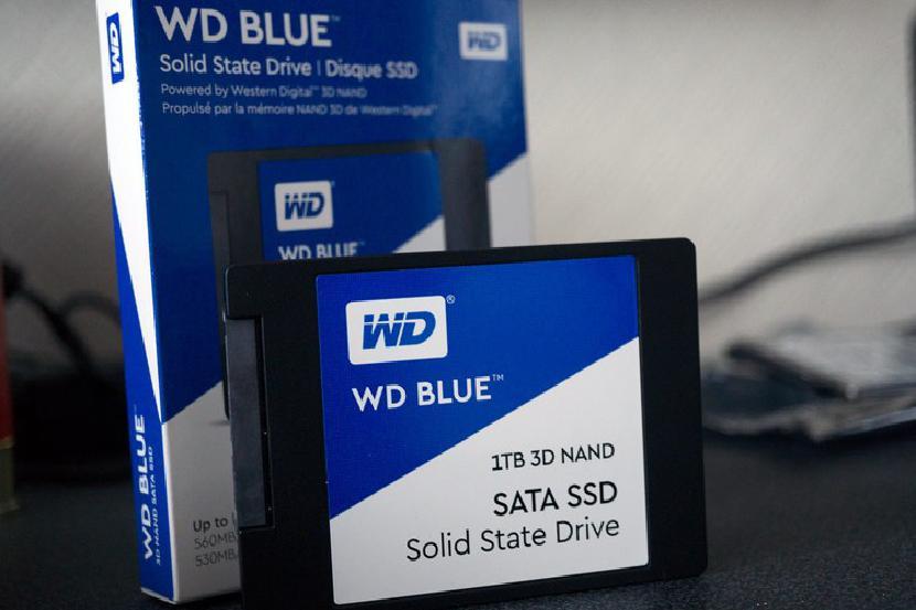 Western Digital Blue SSD