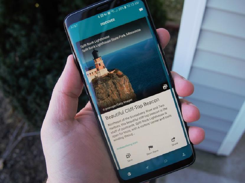 Microsoft Garage запускает приложение для путешествий Outings на iOS и Android
