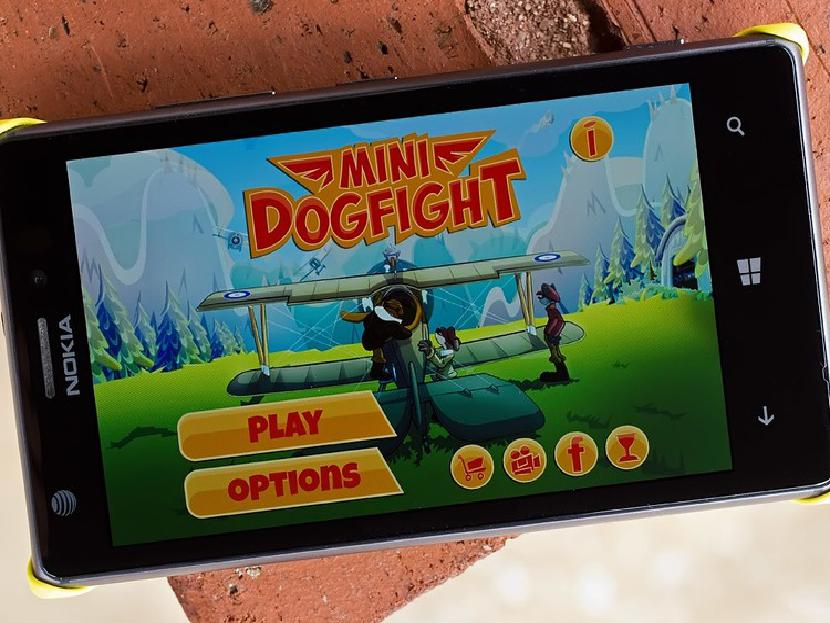 Мини-Dogfight